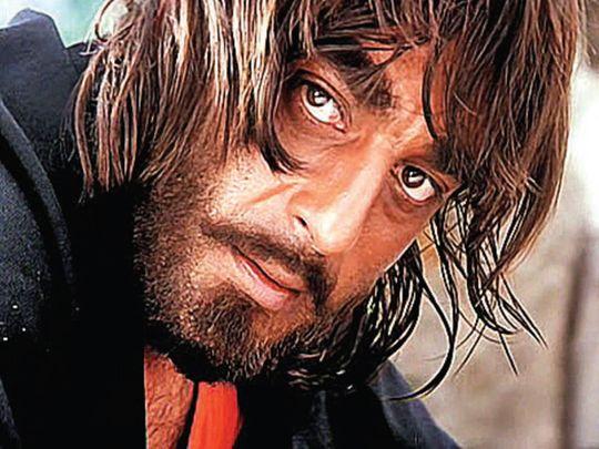Sanjay Dutt in 'Khalnayak'