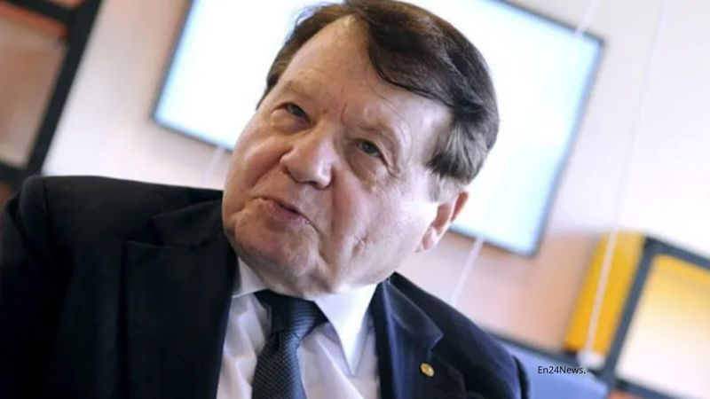 French Prof. Luc Montagnier, 88,
