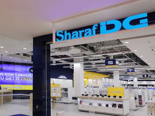 Sharaf Store Front
