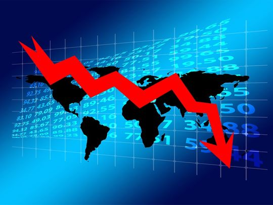 Global crash fears as virus hammers US economy