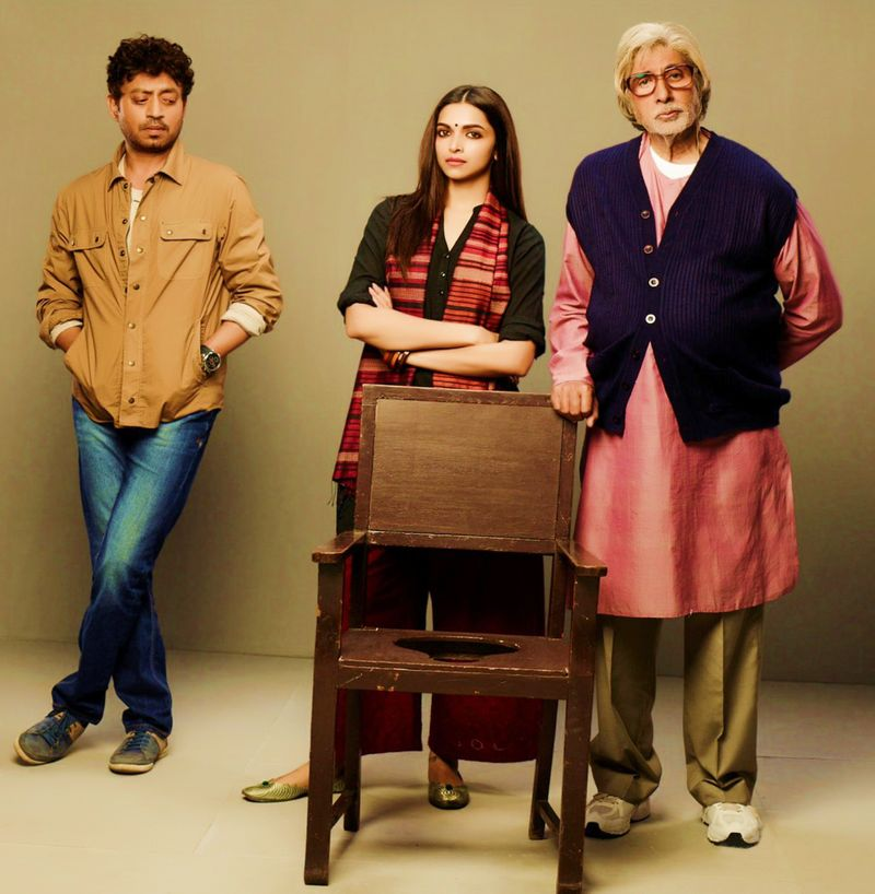 Irrfan Khan in 'Piku'