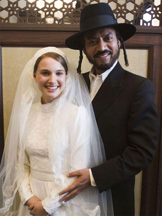 Natalie Portman and Irrfan Khan