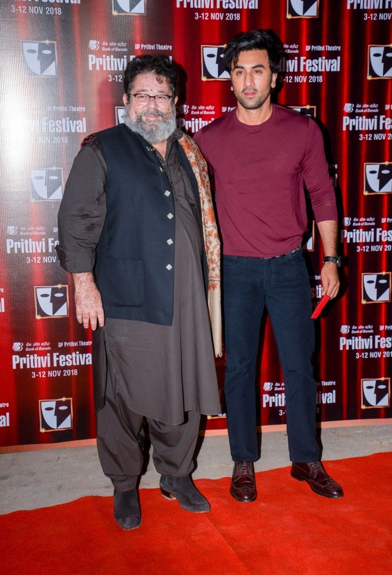 Kunal and Ranbir Kapoor