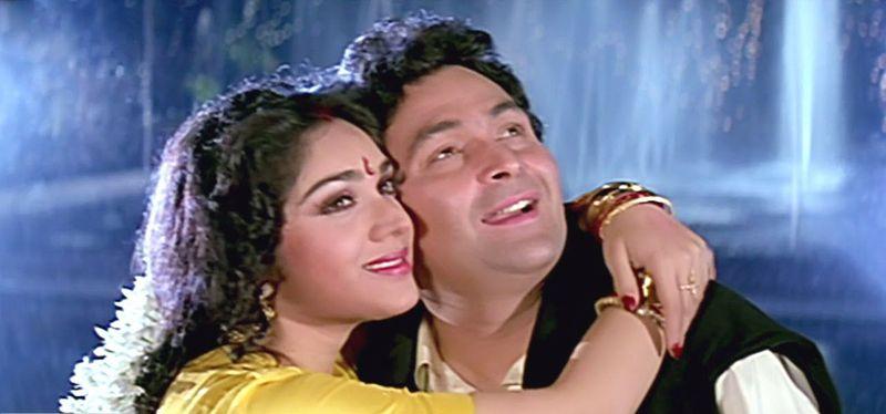 Rishi Kapoor in Damini