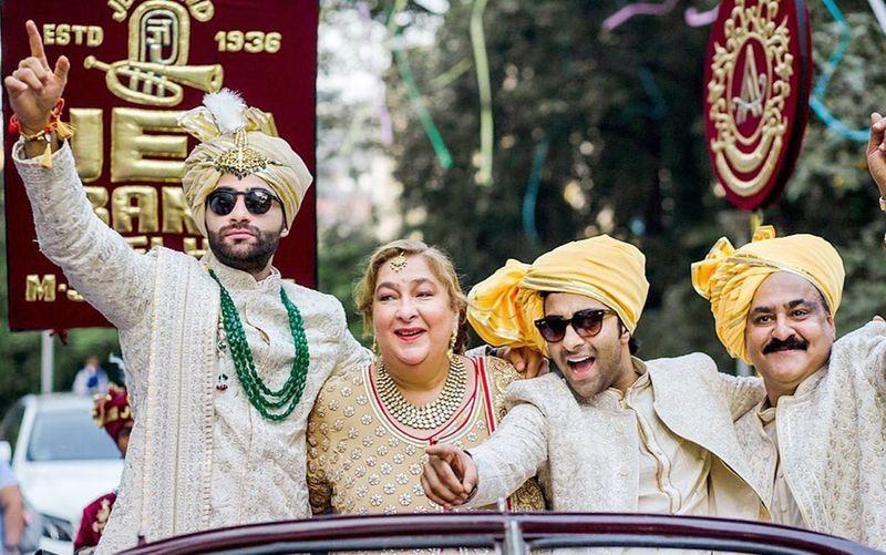 The Jain family