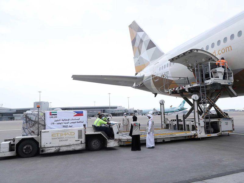 UAE aid Philippines 02