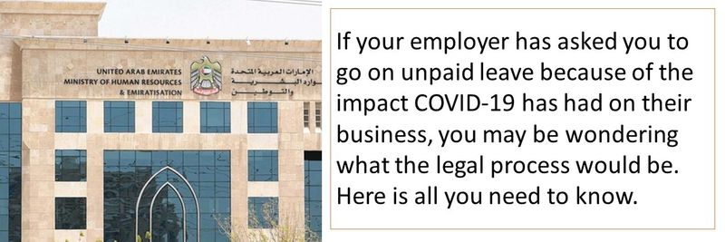 Unpaid leave procedure 1-10