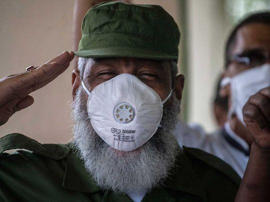 Cuba May day coronavirus