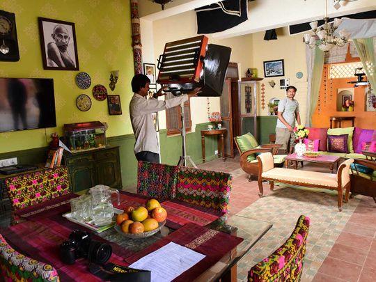 Film city India bollywood actors