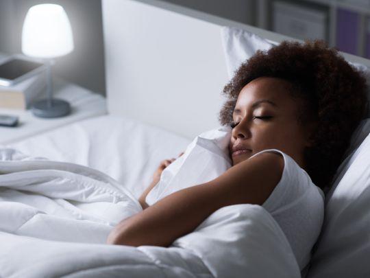 OPN 200501 Girl sleeping in her bed-1588323047505