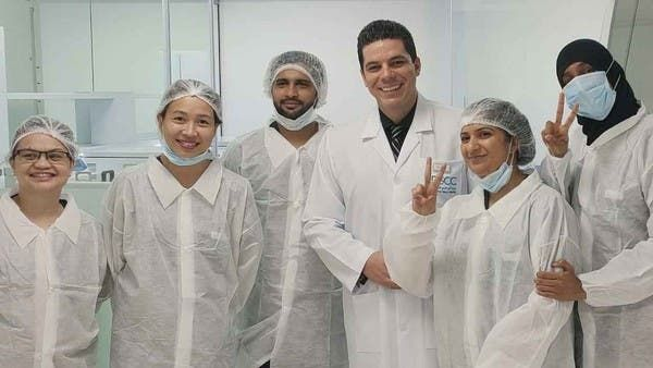A team from Abu Dhabi Stem Cells Center (ADSCC) has developed treatment for COVID-19.