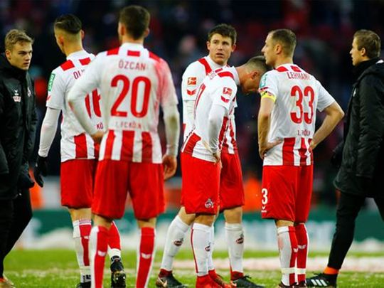 FC Koln COVID-19 cases raise question on safety of football restart