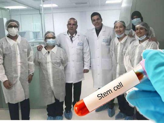 Stem Cell 001