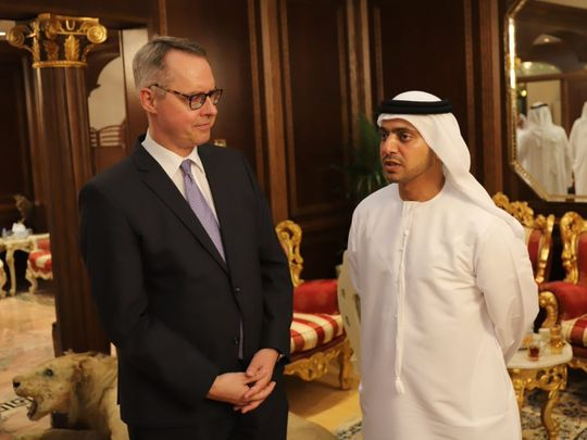 Abu Dhabi Arts Society Gulf News Hanover