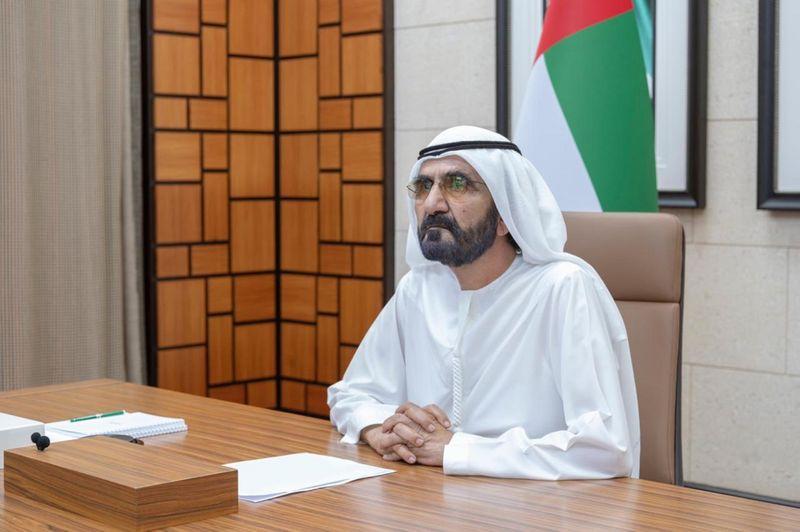 His Highness Sheikh Mohammed Bin Rashid Al Maktoum, Vice-President and Prime Minister of the UAE and Ruler of Dubai