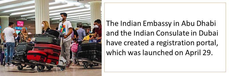 Indian repatriation from UAE