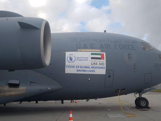UAE air bridge