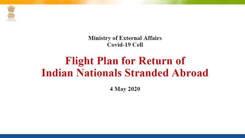 India repatriation plan