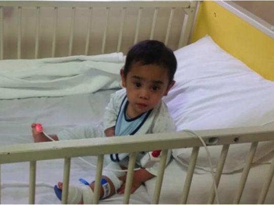 NAT 200505 Baby Zaine_hospital quarantine AF-1588665355988