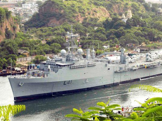 Operation Samudra Setu