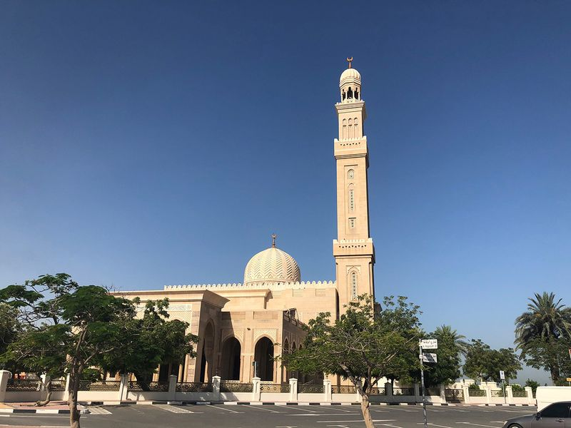 reader picture mosque