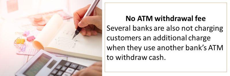 Bank deferments