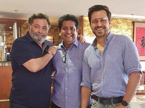 TAB 200506 Jeethu Joseph with Rishi Kapoor and Emraan Hashmi-1588744383294