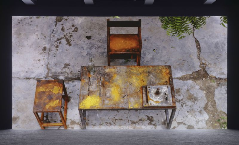 TAB WK 4 Amar Kanwar Such a Morning - North Gallery-1588745093593