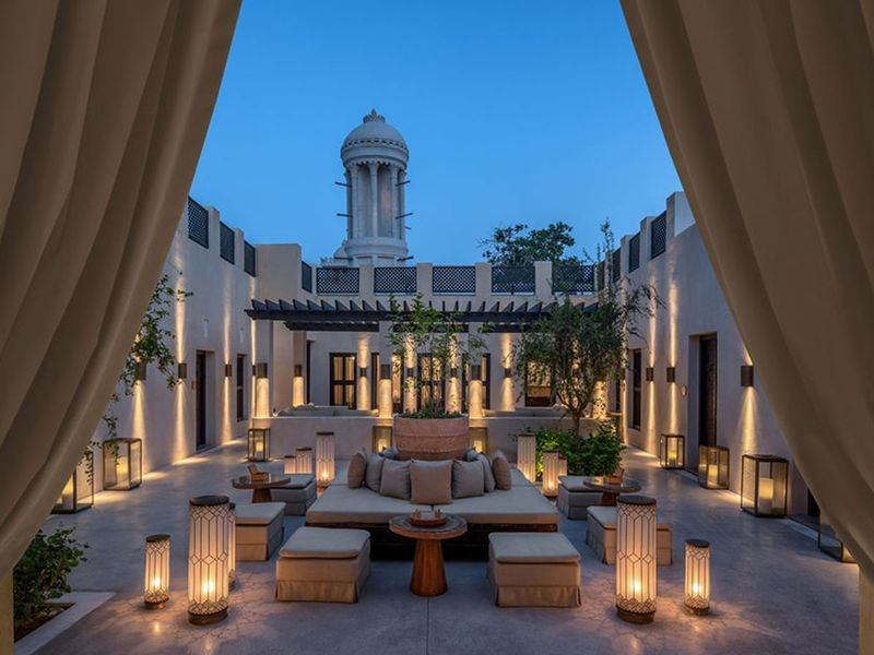 The chedi sharjah