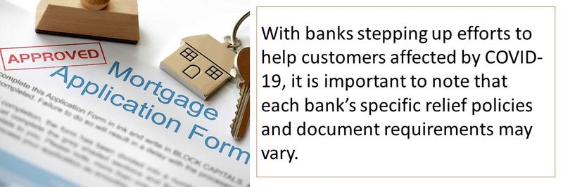 UAE banks have offered relief packages to customers