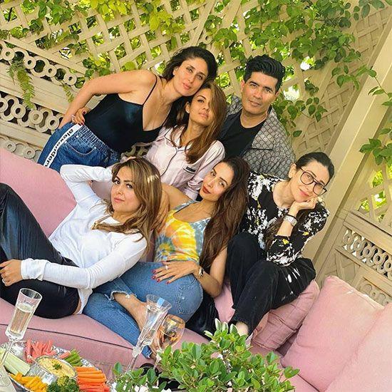 Kareena Kapoor and girls gang