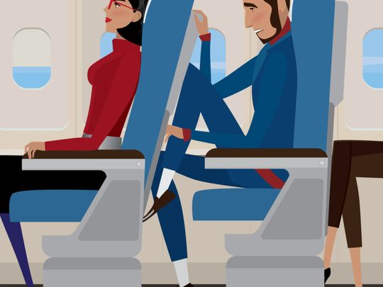 OPN 200507 reclining airplane seat-1588844300832