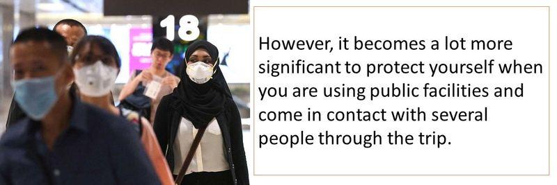 Public transport precautions 7