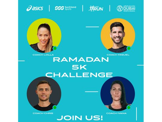 Ramadan 5K Challenge