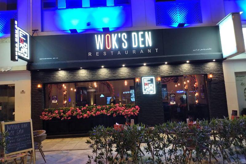 Wok's Den in Jumeirah