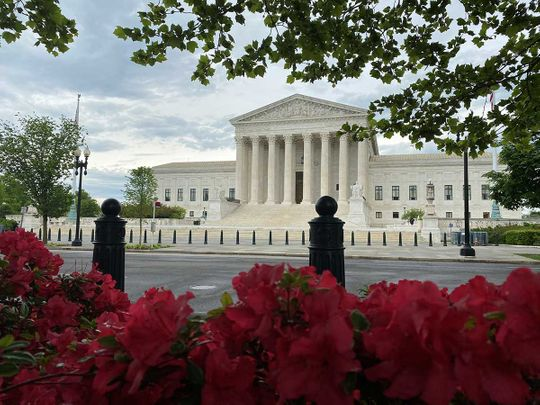 United States Supreme Court in Washington