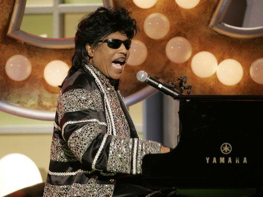Singer Little Richard