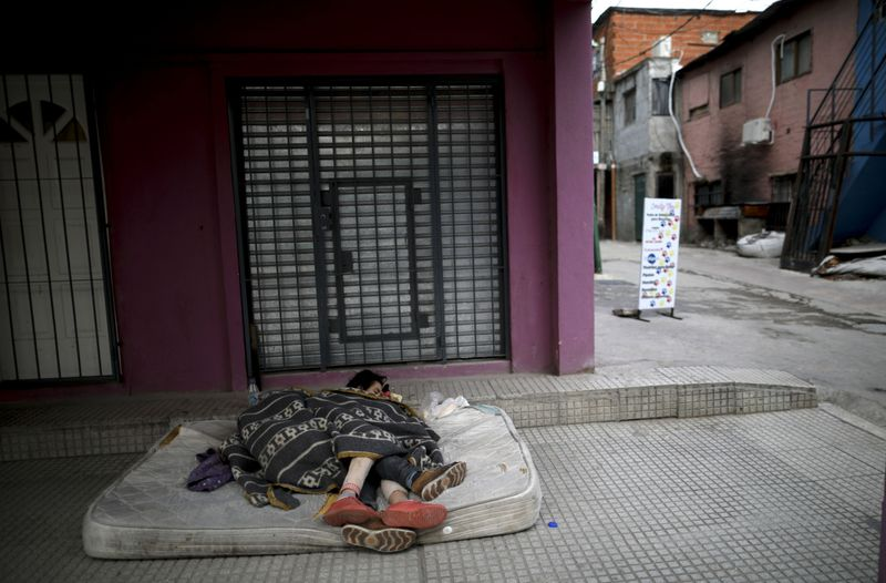 Coronavirus Fears Begin To Haunt Crowded Slum In Argentine Capital Buenos Aires News Photos Gulf News