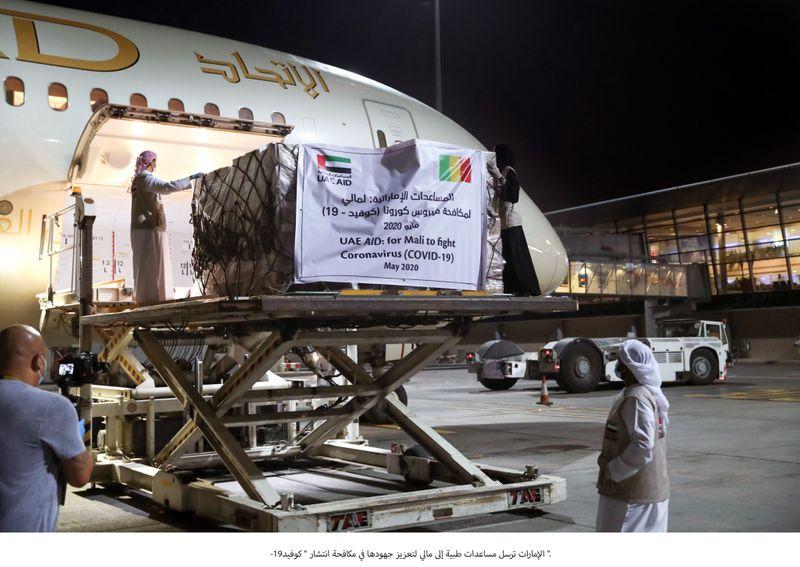 WAM UAE AID MALI55-1589106181185