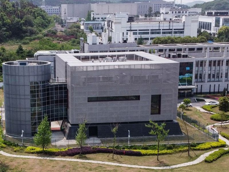 Wuhan Institute of Virology in Wuha