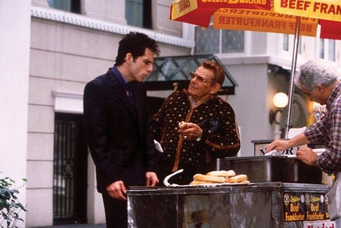 Ben Still and Jerry Stiller in Zoolander