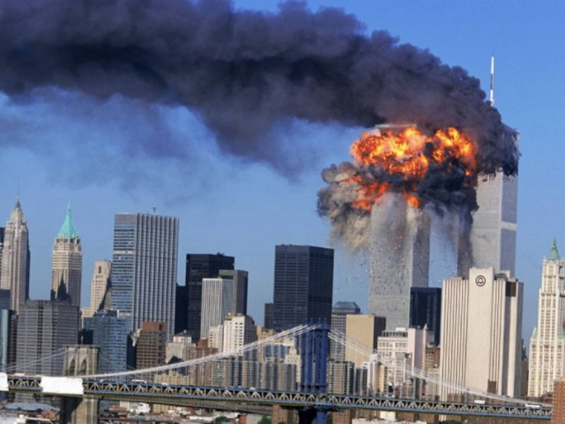 Conspiracy theorists still think the CIA or the 'deep state' was behind the 9/11 attacks