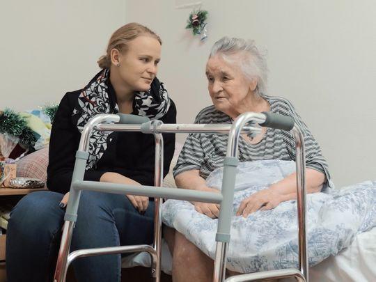 Coronavirus: Caring for the elderly