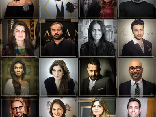 Some of the designers who are expected to participate in the virtual fashion show-1589182264971