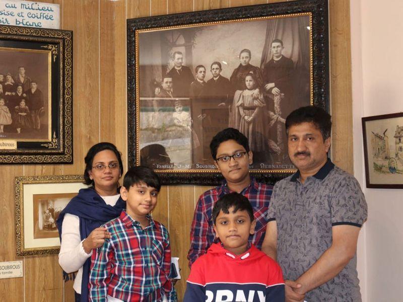 Jeuel's family