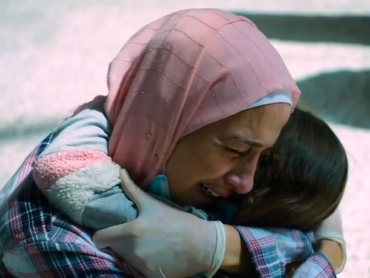Mother and daughter, 5, reunited after 60 days at Sharjah airport