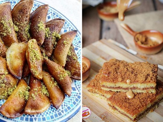 Eid delights, from heritage sweet shops to cafes in Middle East