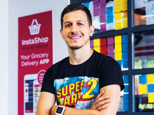 InstaShop sees new trends emerge in online shopping in the wake of Covid-19