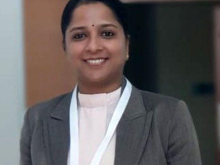 NAT Nurse Sunitha Gopi SS2-1589374960558