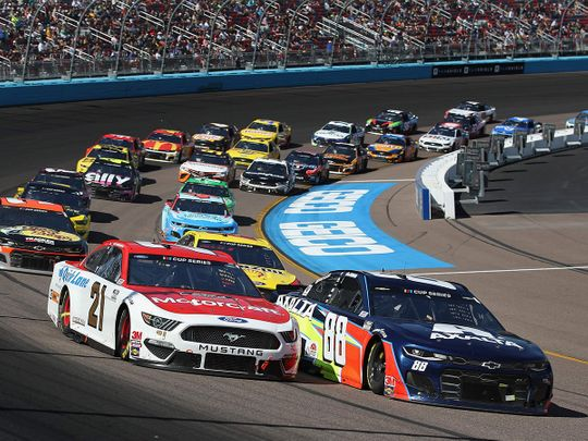 NASCAR will get back on track on Sunday